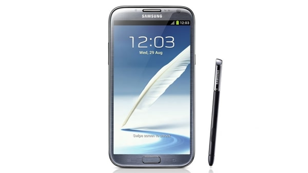 Galaxy Note 2 S Pen