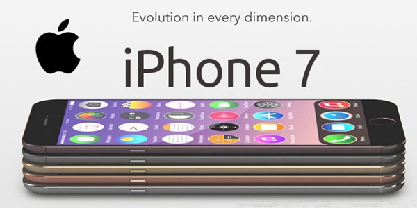 iPhone 7 Leaks