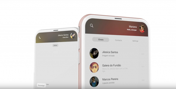 iPhone 8 Chats