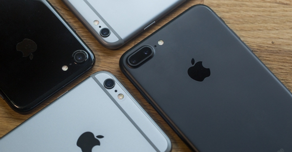 iPhone 8 Different Versions