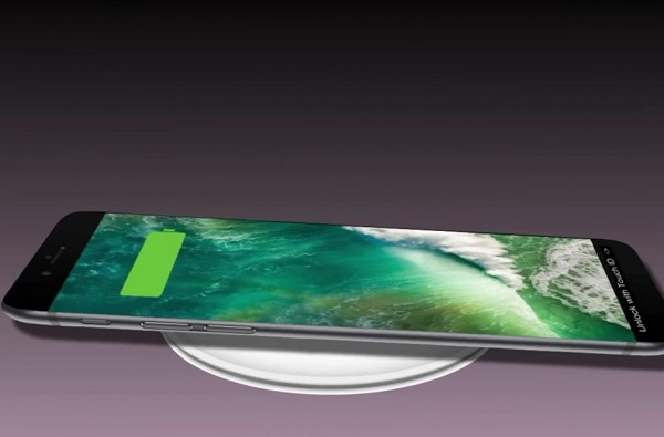 iPhone 8 Wireless Charging