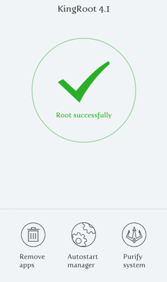Root Successfully