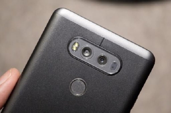 LG V30 Fingerprint Scanner Back