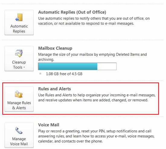 Delay or Schedule Sending Email Message in Outlook