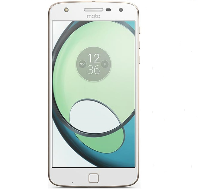 Moto Z Play Fingerprint Recognition