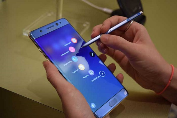 Image result for samsung galaxy note 8 S pen