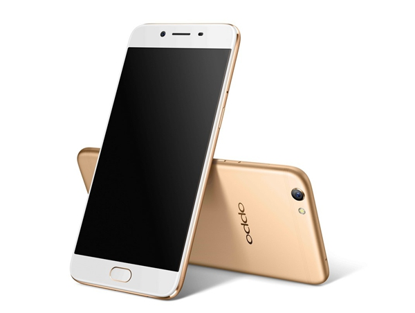 OPPO R9s Appearance