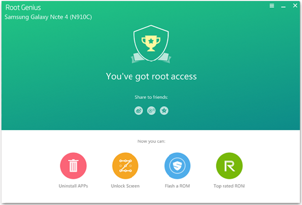 Root Android Successfully