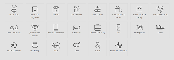 Store Categories