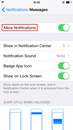 turn-off-allow-notification-for-iphone