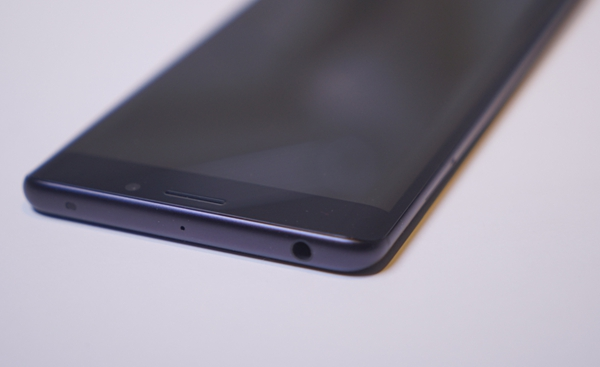 Xiaomi Note 2 Appearance